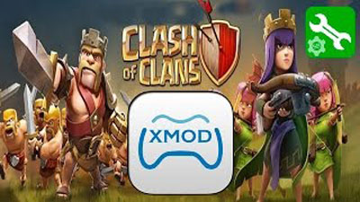Скачать XMODGAMES на русском для Clash of Clans